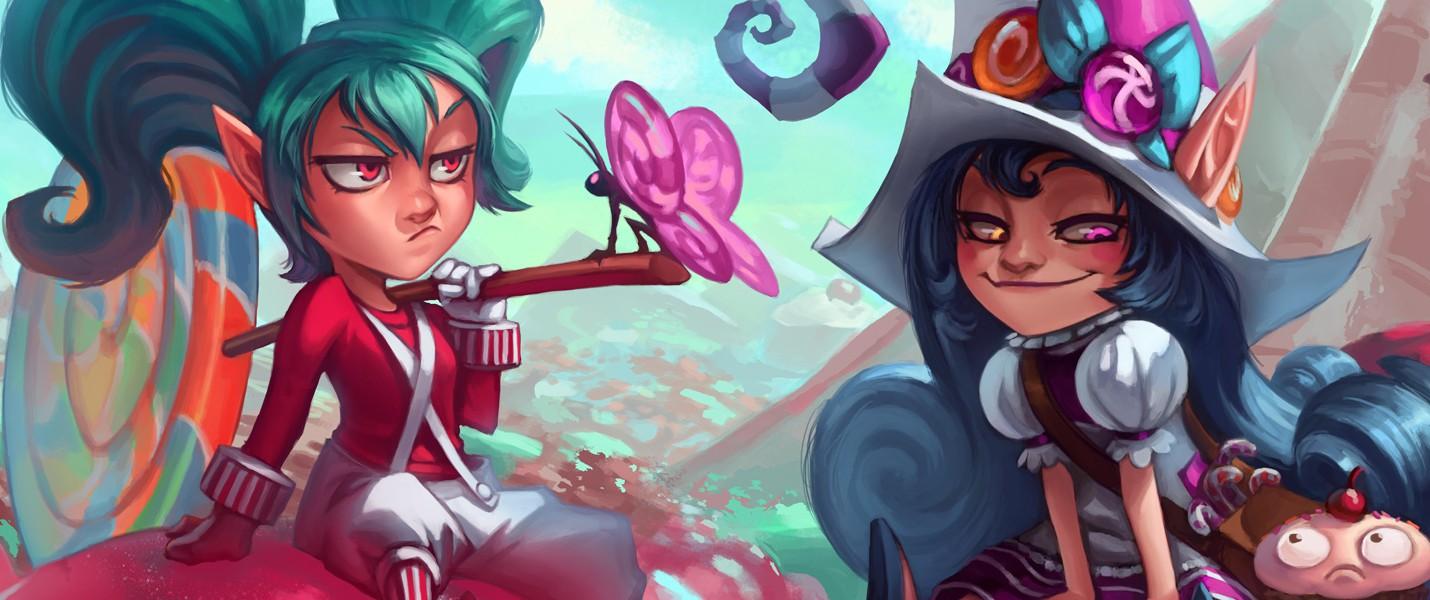 Riot снимает бан на стриминг других игр про-геймеров League of Legends