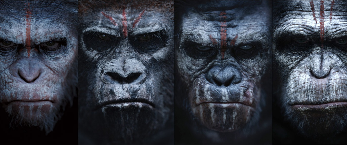 Армия обезьян Dawn of the Planet of the Apes