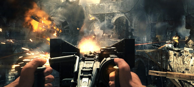 Новые скриншоты Wolfenstein: The New Order