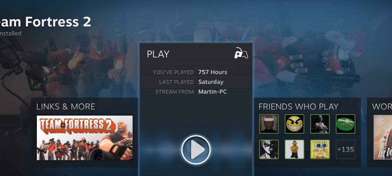 Скриншоты и видео SteamOS