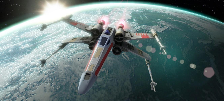 Star Wars: Attack Squadrons – космический F2P шутер для PC