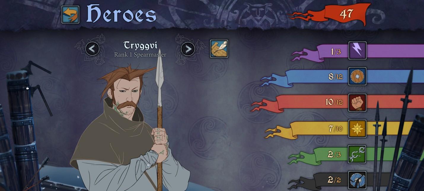 The Banner Saga доступна для предзаказа в Steam