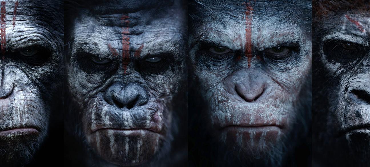 Первый трейлер Dawn of the Planet of the Apes