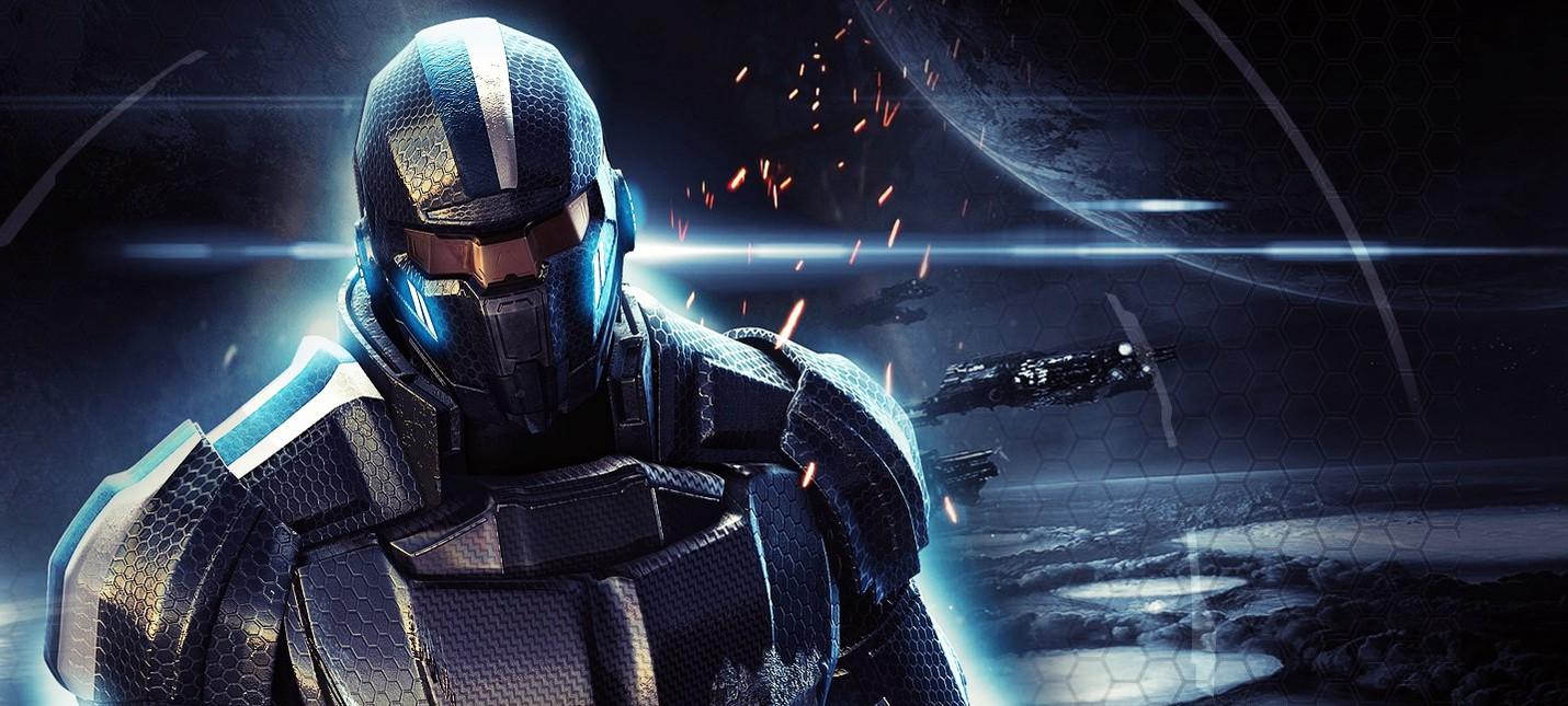 Mass Effect 4 уже в играбельном состоянии