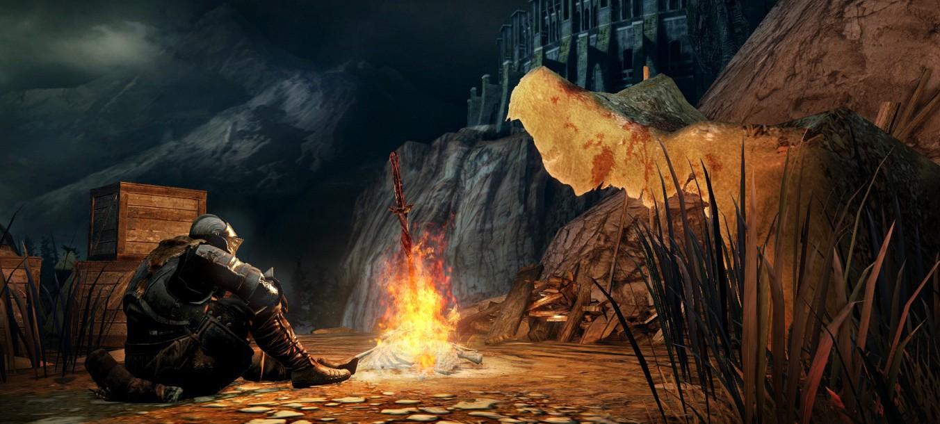 Live action тизер Dark Souls 2