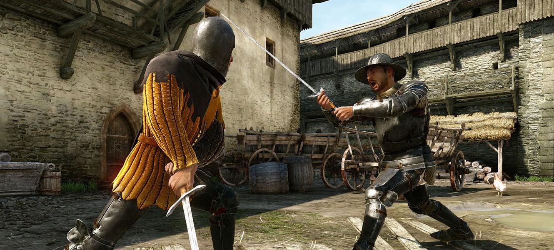 Тизер-трейлер и скриншоты Kingdom Come: Deliverance – RPG на CryEngine