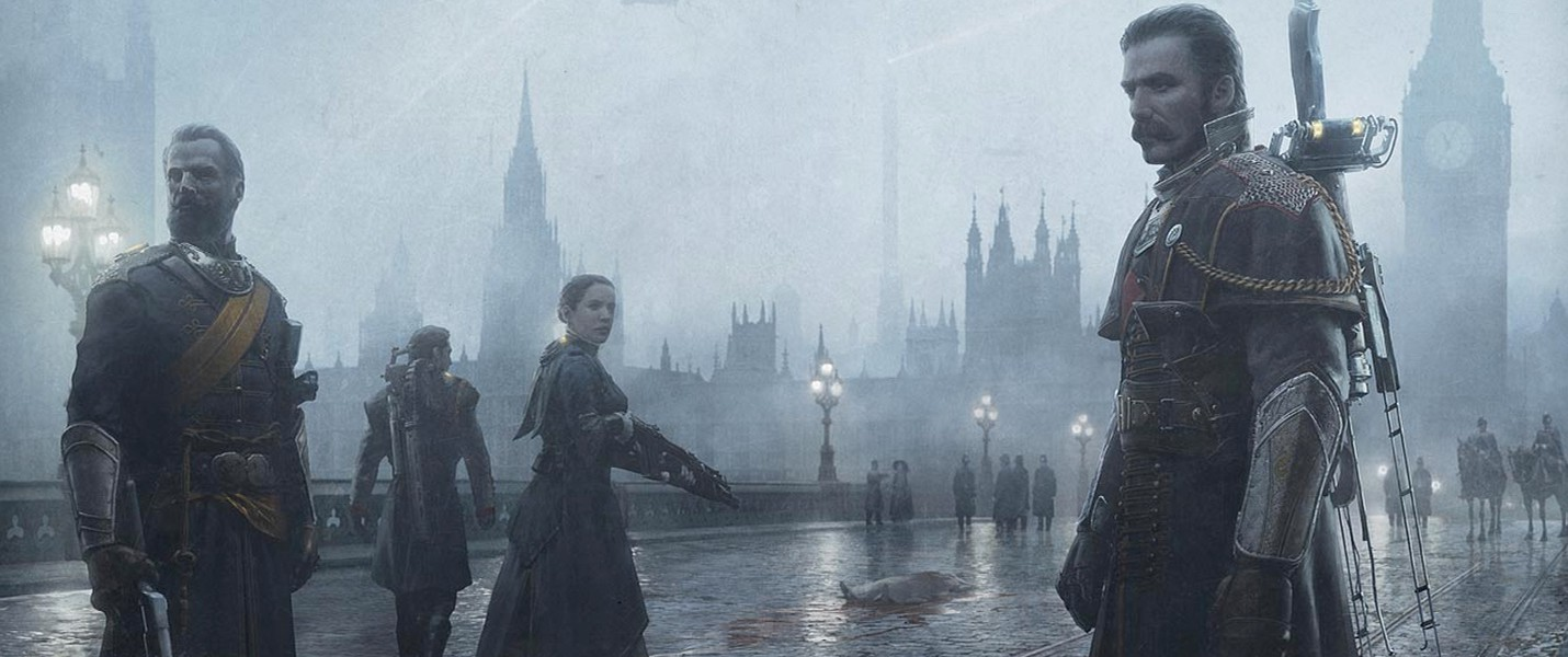 Рыцари The Order: 1886
