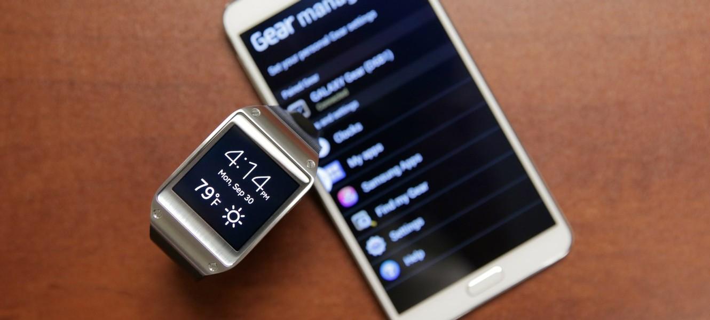 Бредовая реклама часов Samsung Galaxy Gear