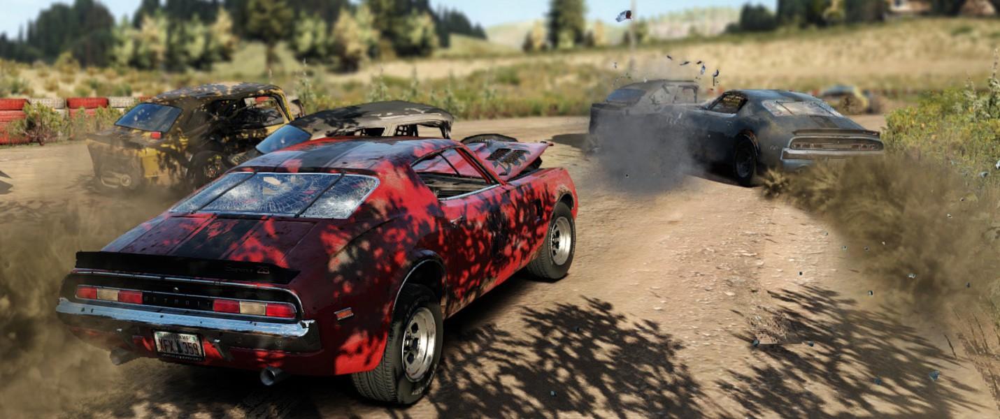 Раннее демо Next Car Game
