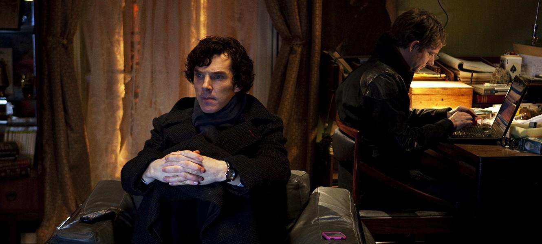 Мини-приквел третьего сезона Шерлок