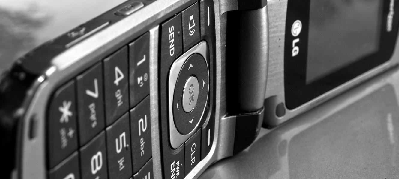 Нью-Йоркский грабитель отказался от телефона-раскладушки