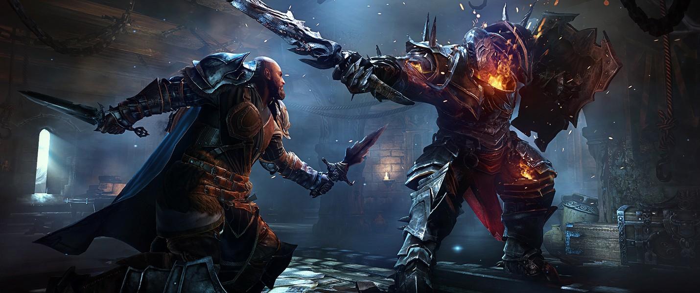 Lords of the Fallen сделана из лучших частей лучших игр