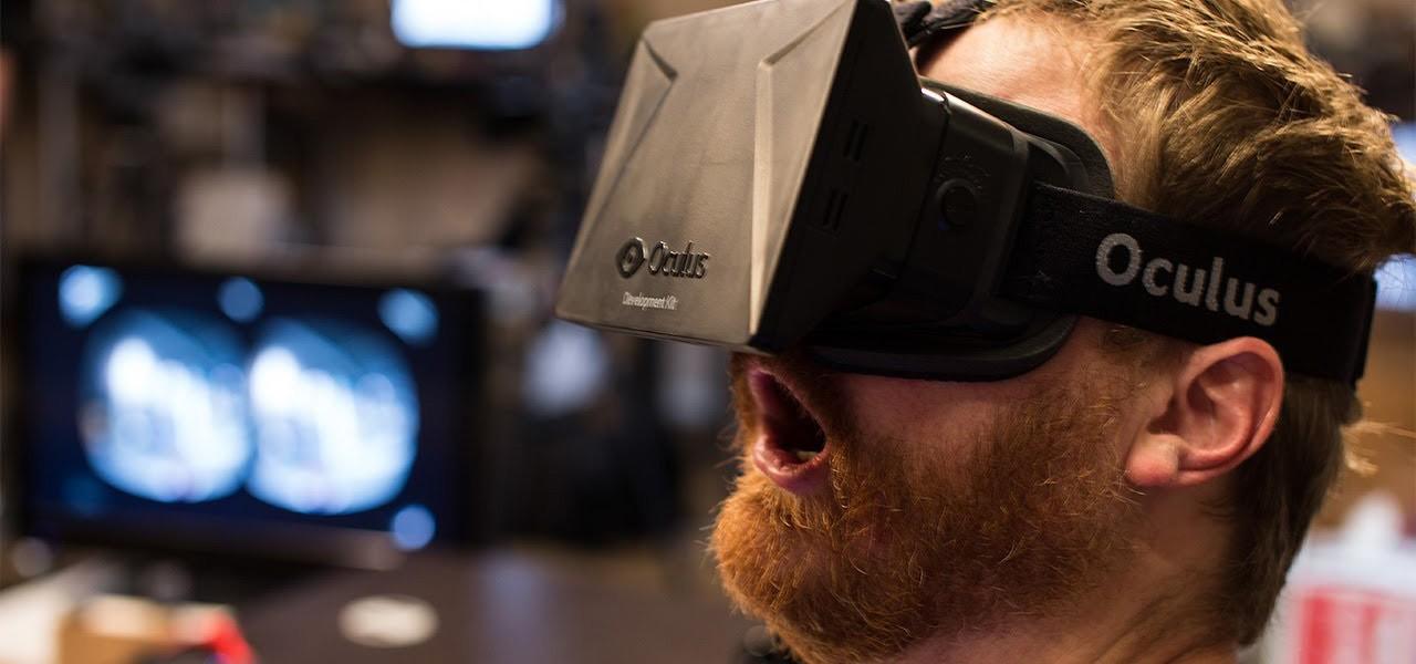 Ford использует Oculus Rift для разработки авто