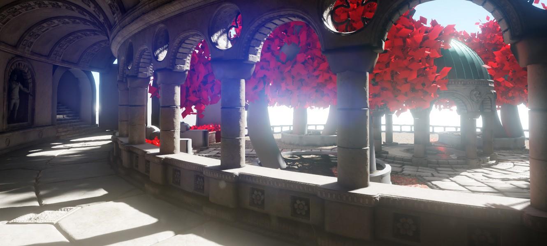 Первые скриншоты Unreal Engine 4 от тестеров