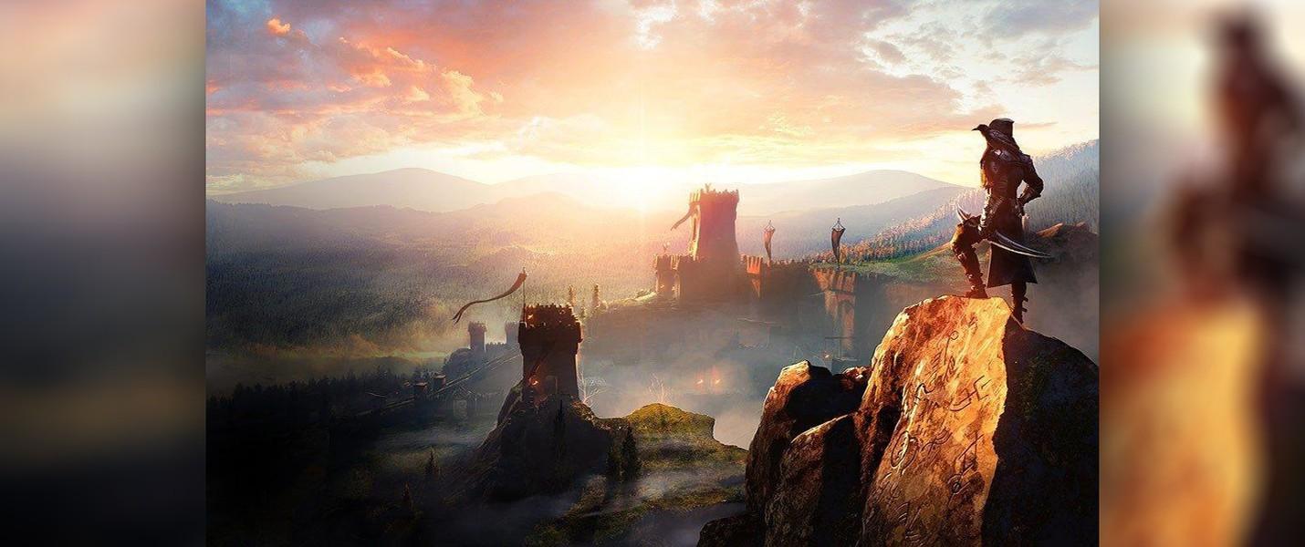 Новые арты Dragon Age: Inquisition
