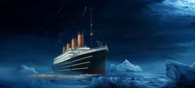 Китай строит симулятор затопления Титаника... для развлечения толпы