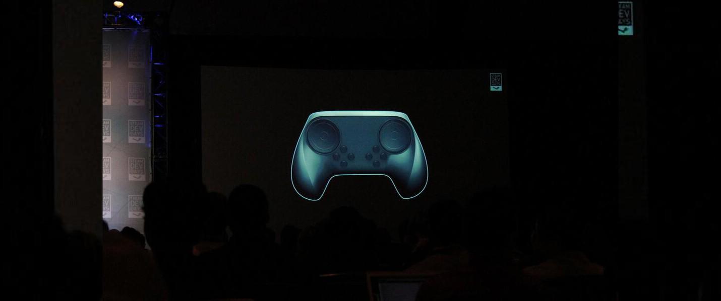 Контроллер Steam получит кнопки вместо тачскрина