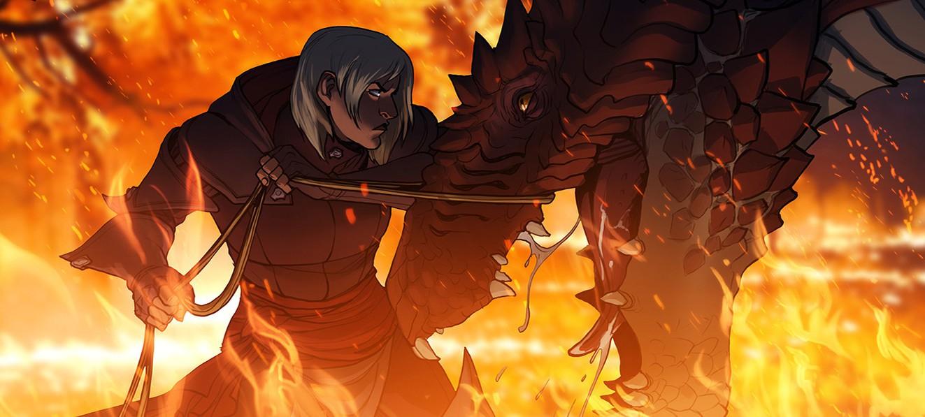 BioWare о романтических отношениях в Dragon Age: Inquisition