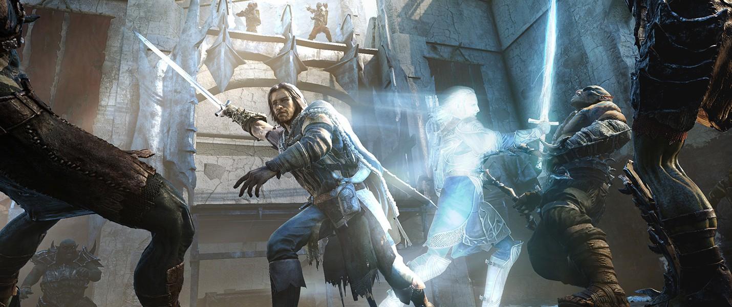 Первый геймплей Middle-earth: Shadow of Mordor