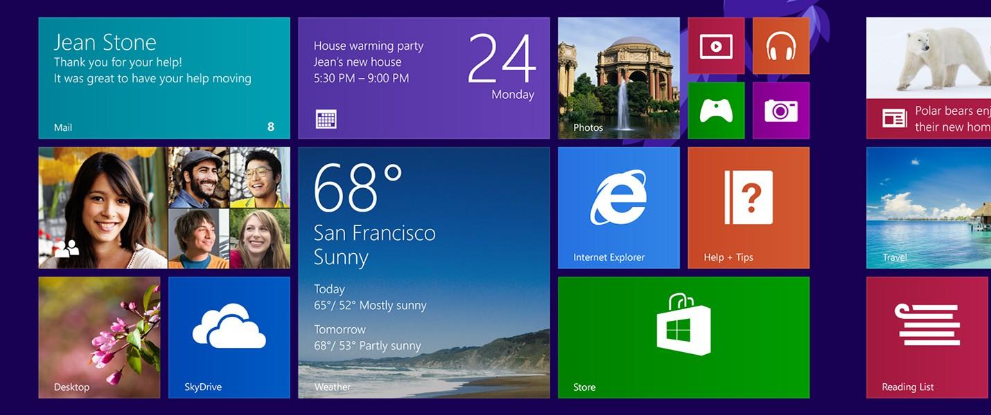 Почему новый интерфейс Windows – крупнейшая ошибка Microsoft