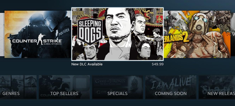 Теперь в Steam можно отменять предзаказы