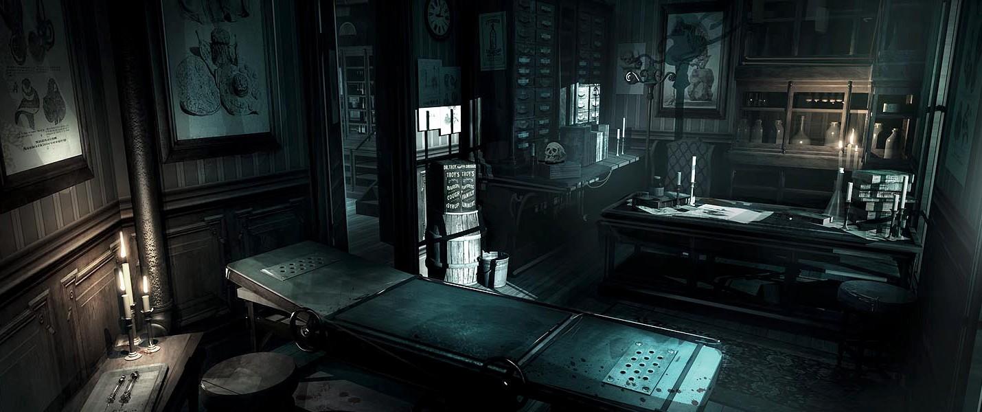 Новое видео Thief – настройка геймплея игры