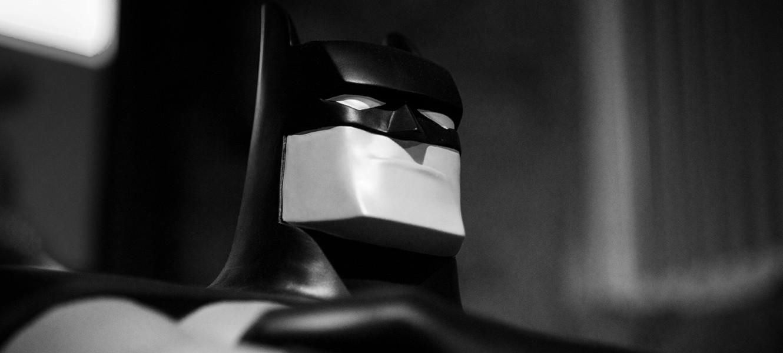 Приключения игрушечного Бэтмена