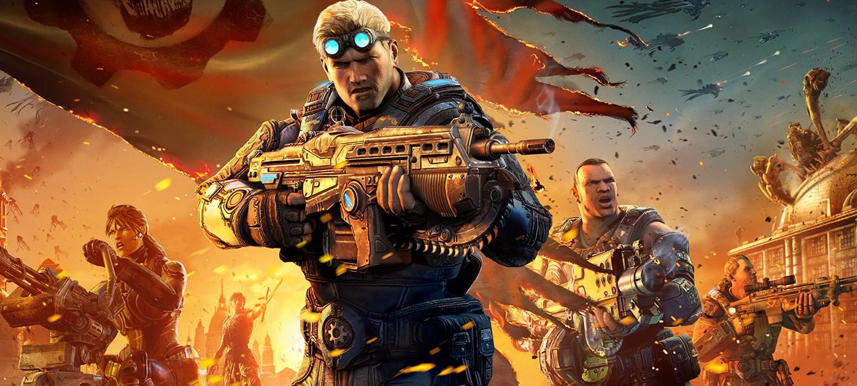 Microsoft купила франчайз Gears of War