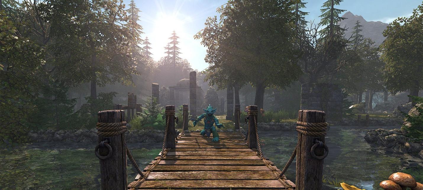 Legend of Grimrock 2: новые скриншоты и подробности сюжета