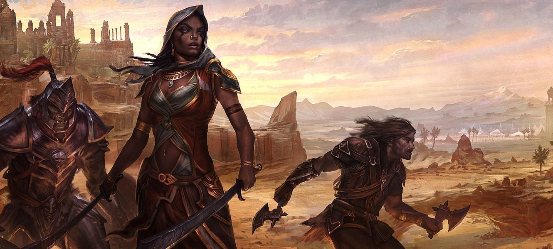 Elder Scrolls Online не будет требовать PS Plus на PS4