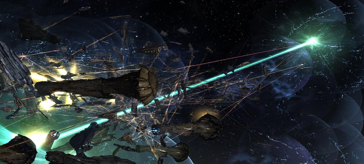 """Битва десятилетия в Eve Online или """"как это было"""""""