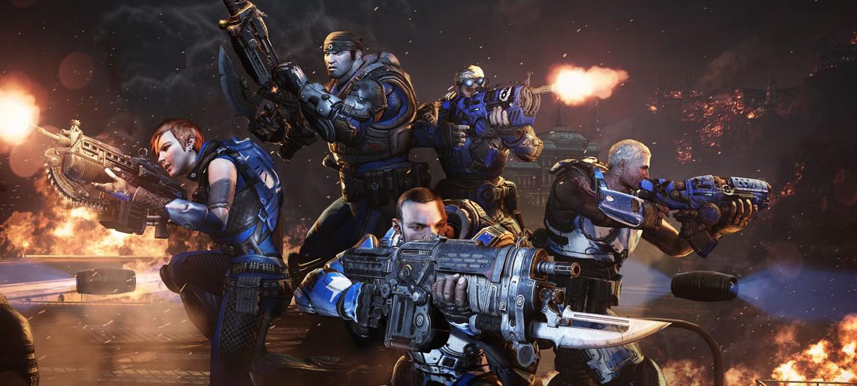 Слух: Gears of War на Xbox One установит планку next-gen