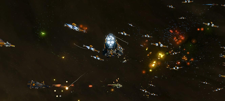 В Steam вышло техно-демо Star Swarm на движке Nitrous Engine