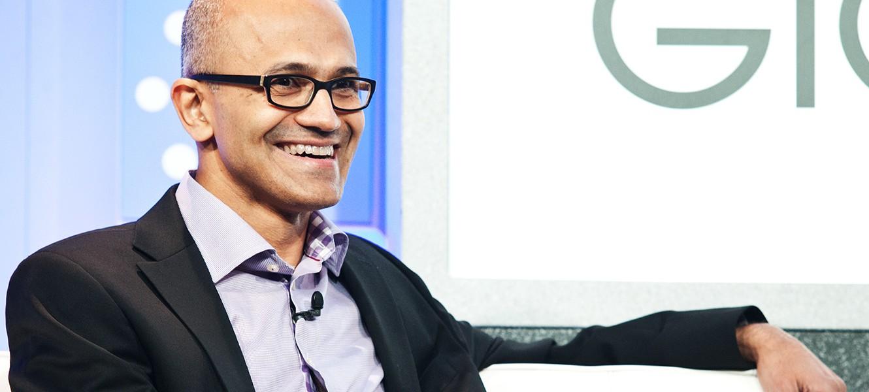 Слух: новым главой Microsoft станет Сатья Наделла