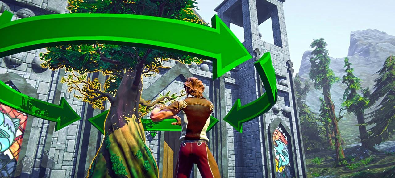 EverQuest Next Landmark может использовать девайс виртуальной реальности Sony