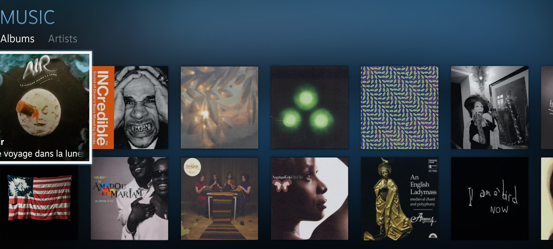 В Steam появилась Музыка