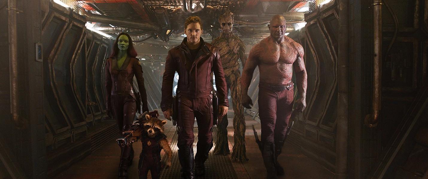 Первый трейлер Guardians Of The Galaxy