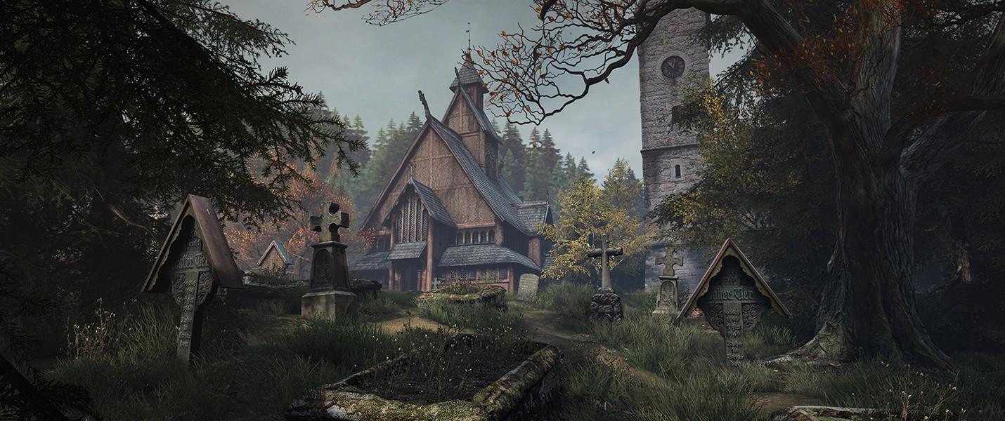 Разработчики The Vanishing of Ethan Carter о самой реалистичной среде в играх + новый кадр