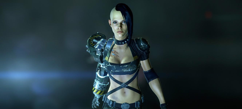 Bombshell – женская версия Дюка Нюкема для PC и PS4