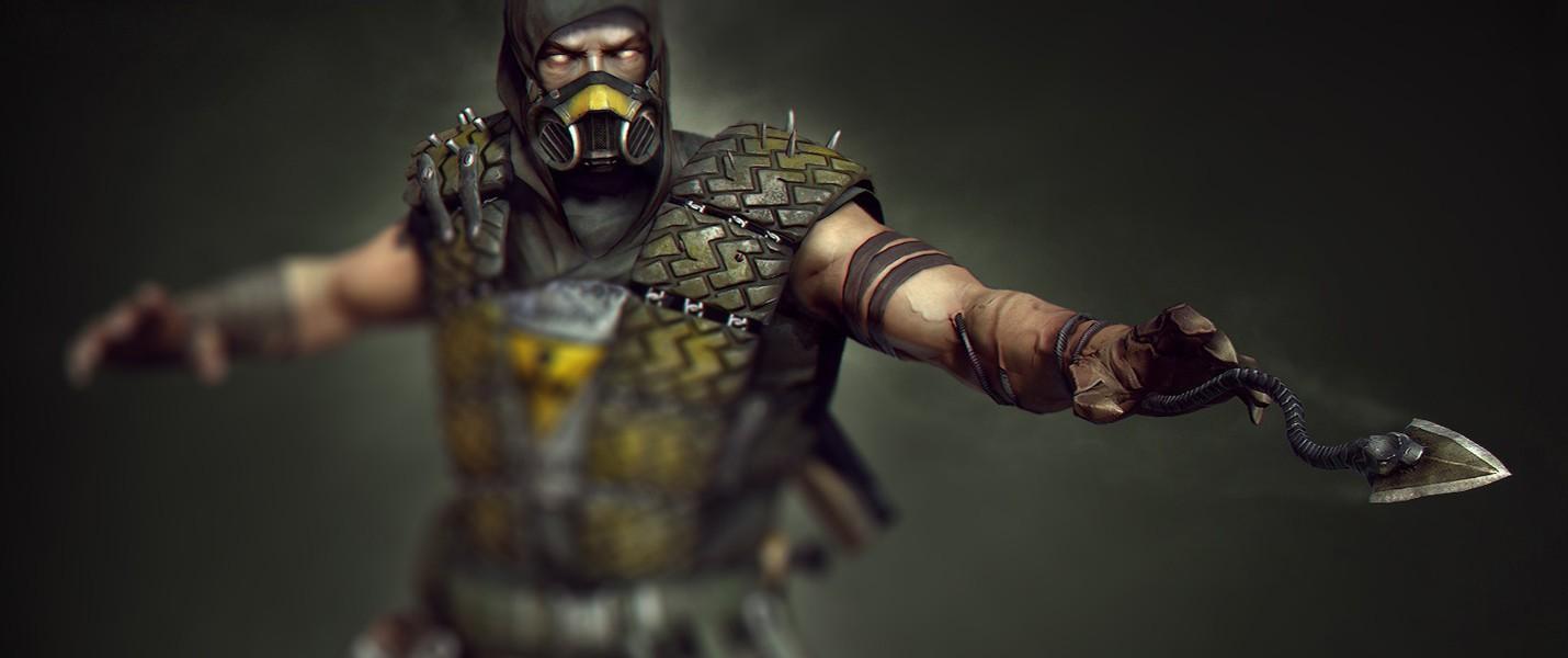 Mortal Kombat X работает на Unreal Engine 3, геймплей на