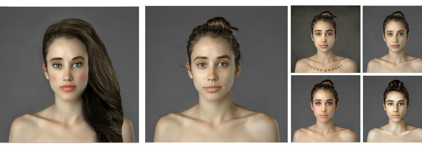 Photoshop-эксперимент: женская красота в 25 странах