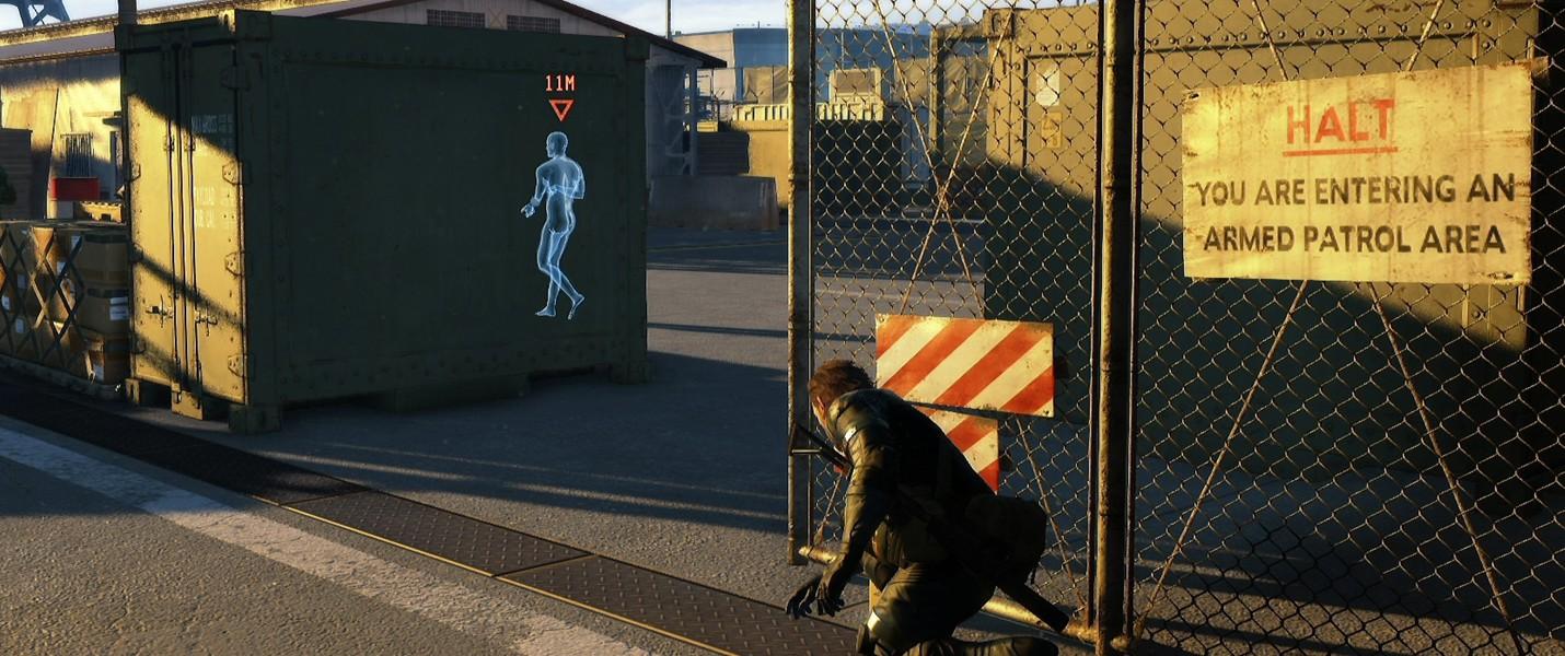 Metal Gear Solid V: Ground Zeroes выйдет в Steam 18 декабря