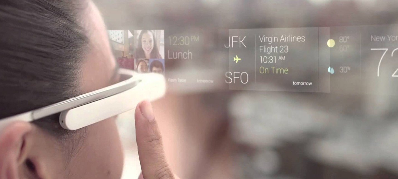 Обзор Google Glass сделанный на Google Glass