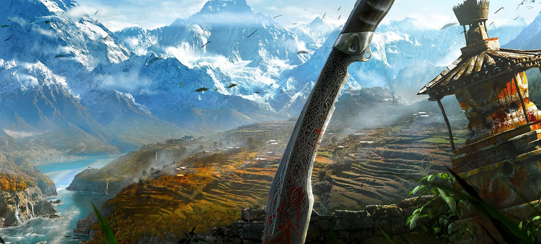 Far cry 4 ушла на золото