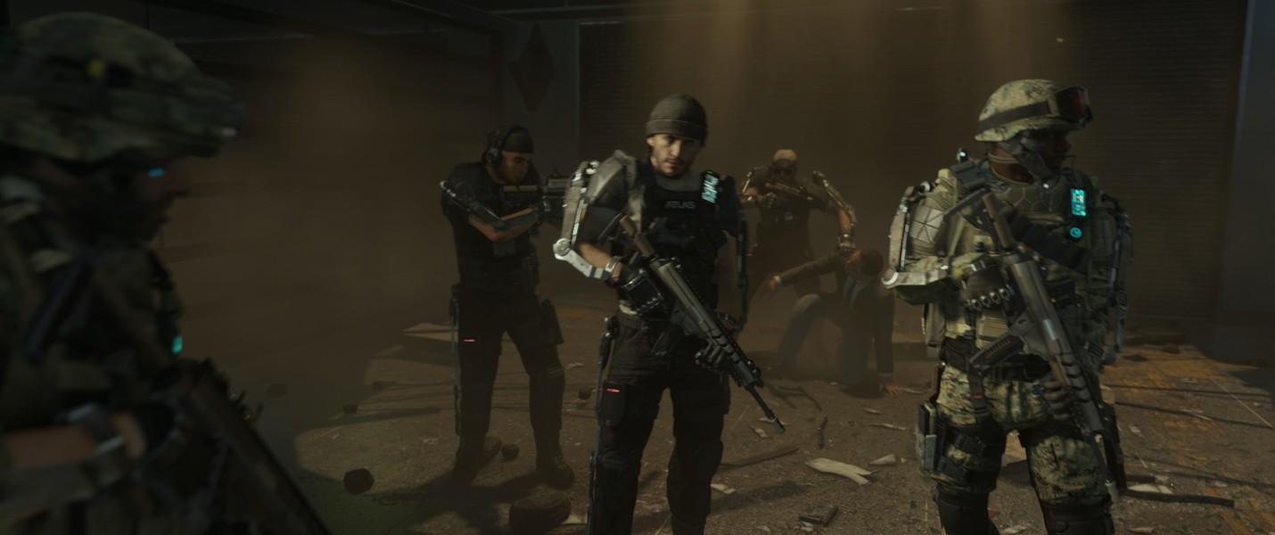 Обзоры Call of Duty: Advanced Warfare – как и ожидалось