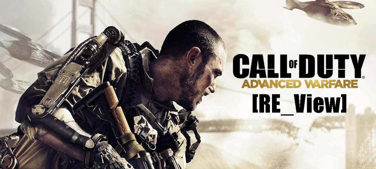 [Обзор] Call of Duty: Advanced Warfare
