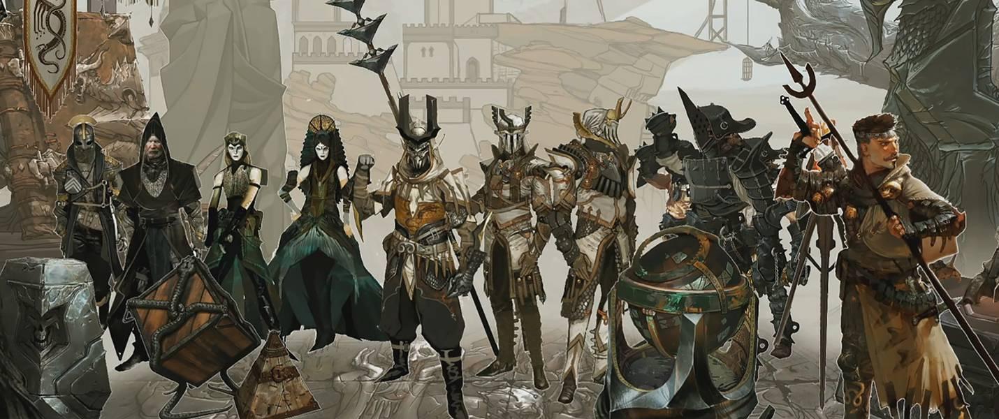 Гайд Dragon Age: Inquisition – Специализации классов – Маг