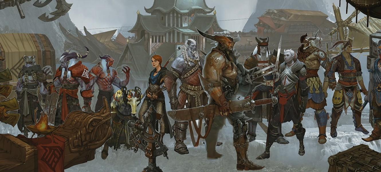 Гайд Dragon Age: Inquisition – Специализации классов – Воин