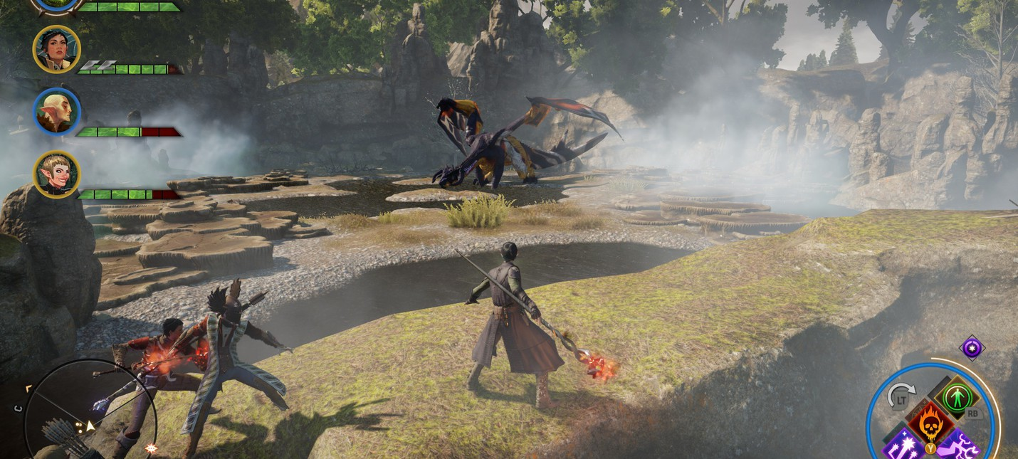 LiveStream: Dragon Age: Inquisition  (Убийство драконов)[OFF]