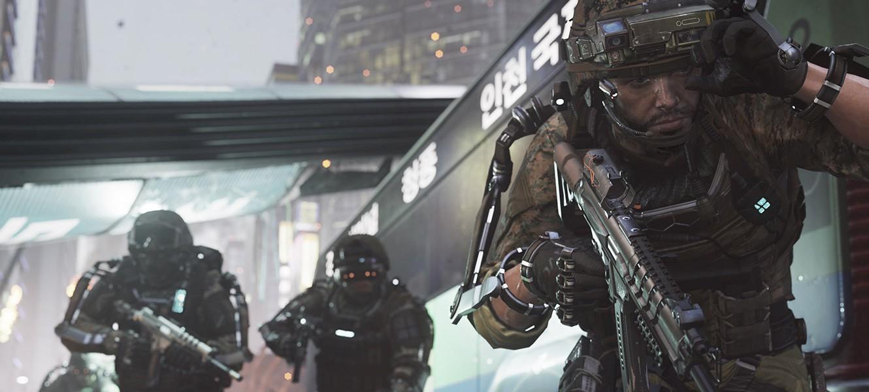 Activision удаляет видео с багами в Call Of Duty: Advanced Warfare